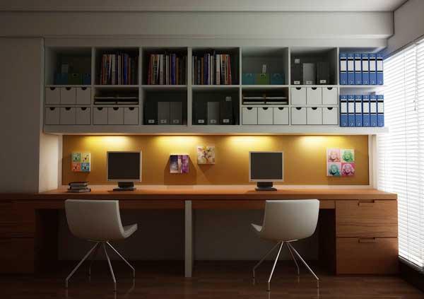 Красивый стол для компьютера